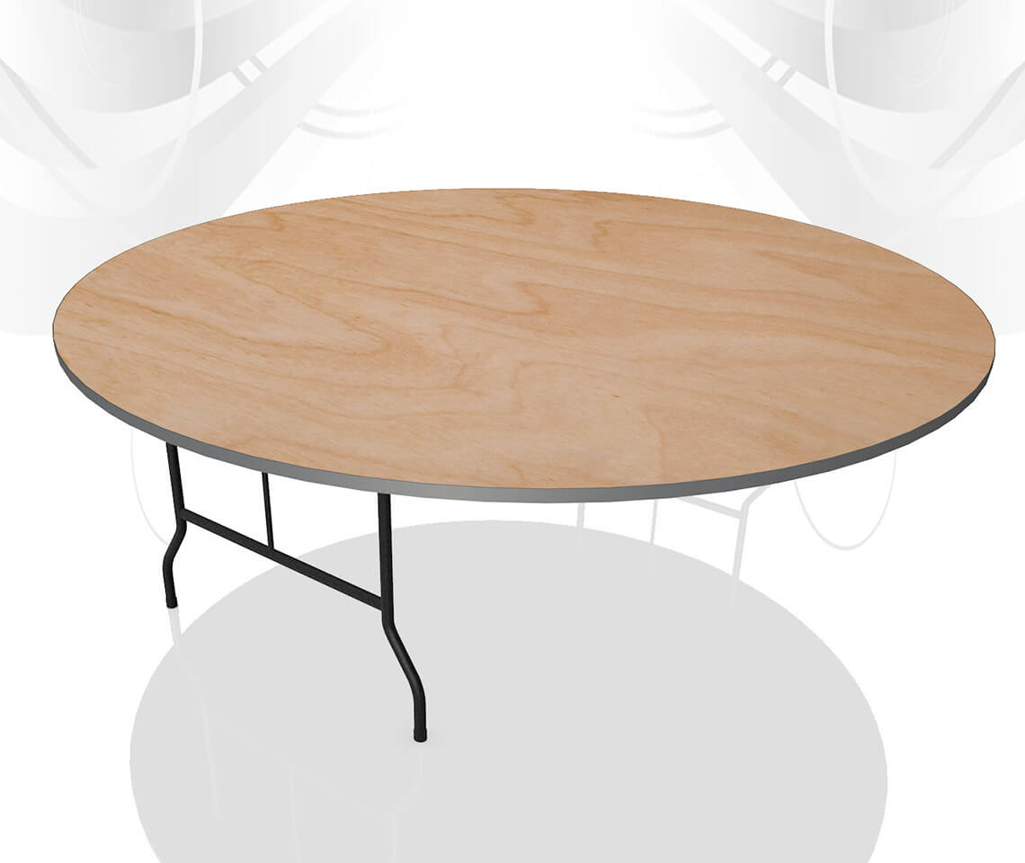7ft Round Dining Table Furniture4events