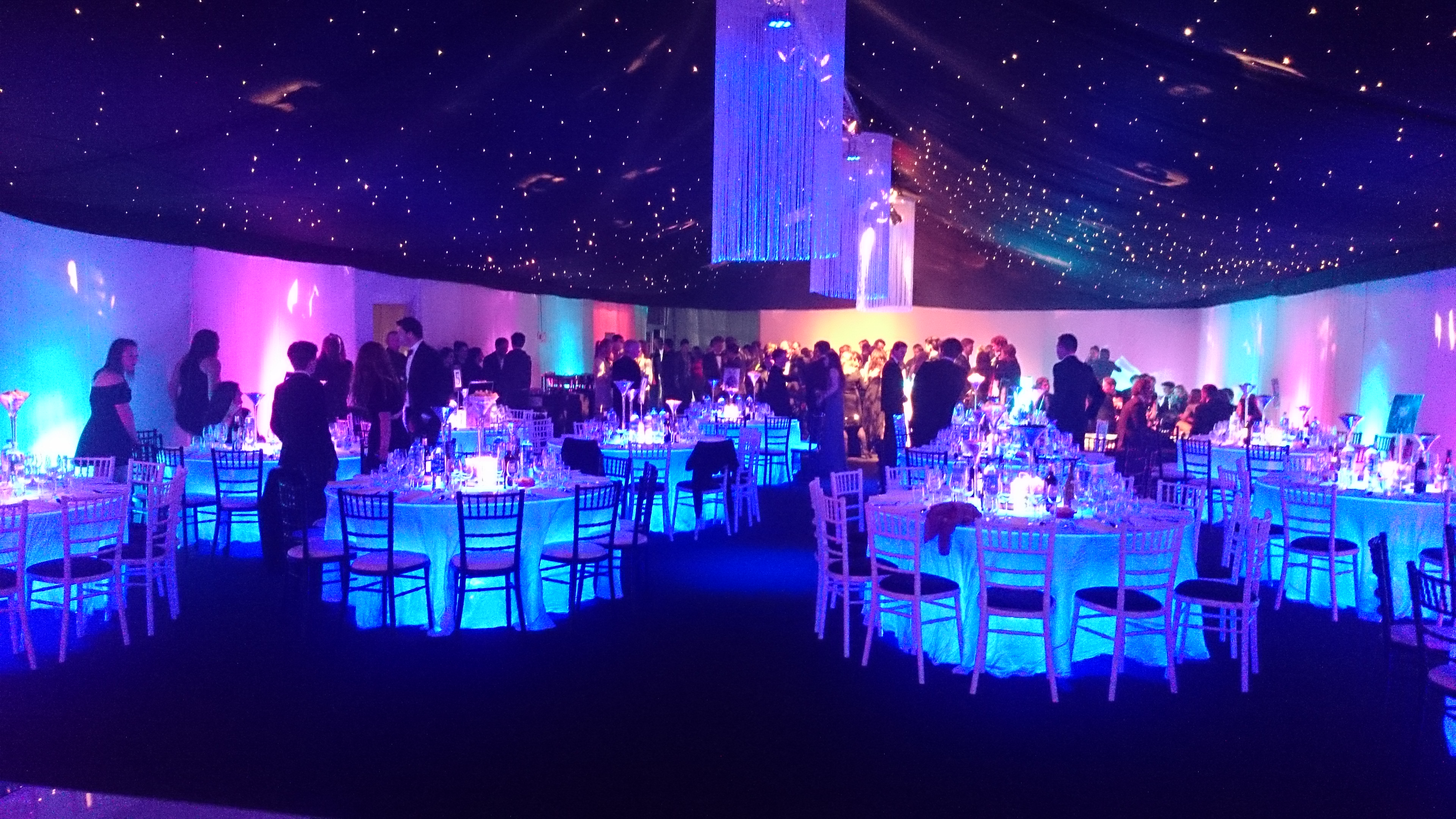 Christmas Party Furniture Amp Table Centres For Hire