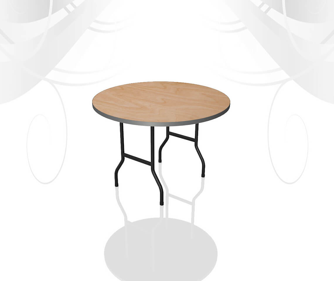 3ft Round Cake Table Furniture4events