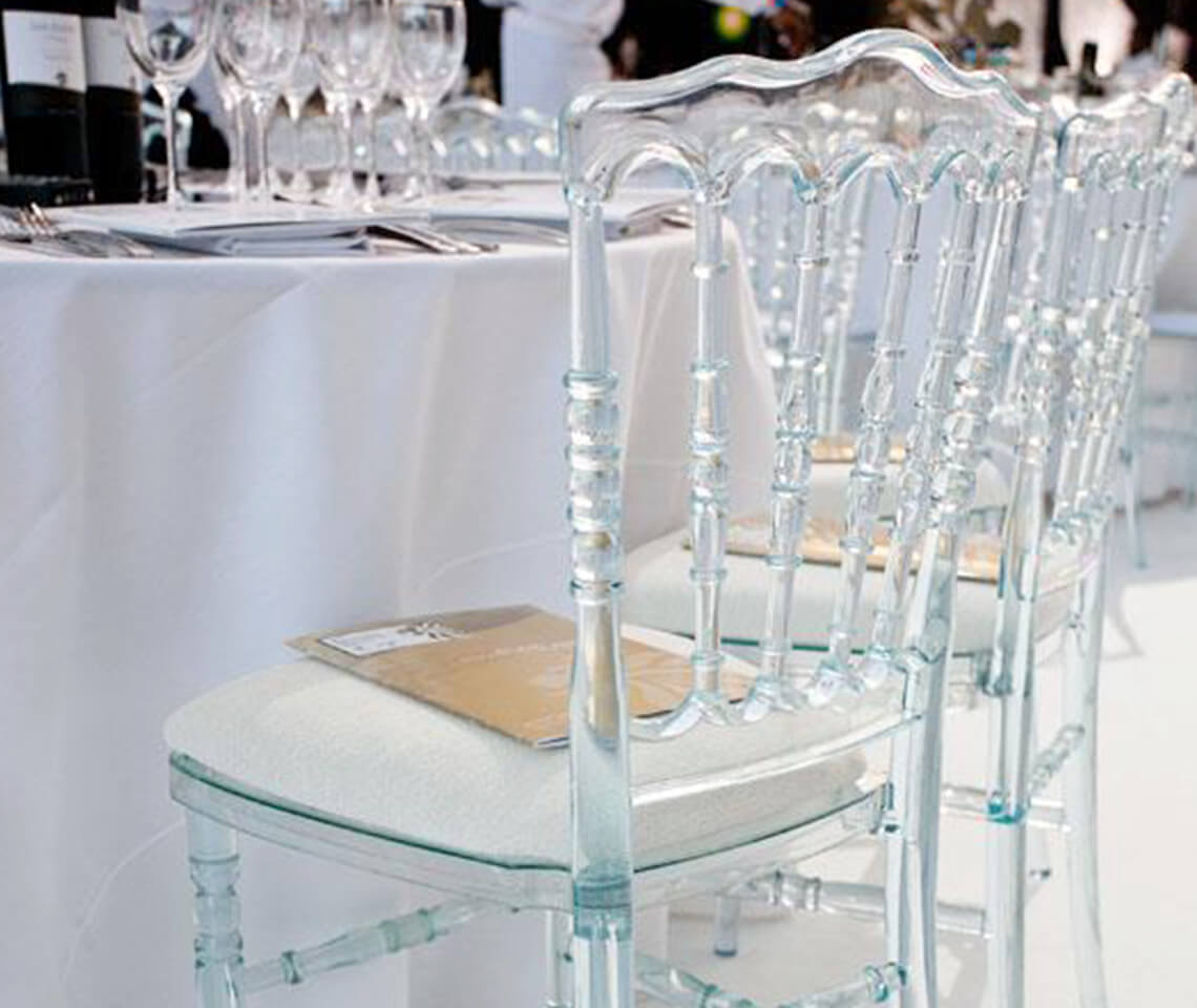 Napoleon Ice Chair Furniture Events